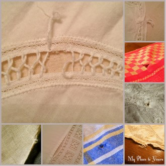 MENDING: How to Care for Vintage Linens & Lace
