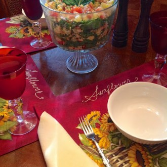 Two Quick and Easy TRIFLE BOWL Recipes: A Favorite Summertime Salad AND Dessert