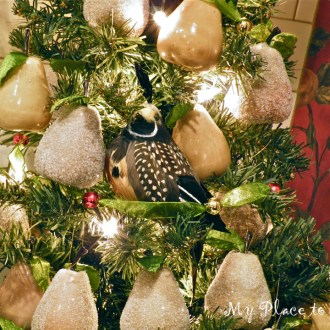 A Partridge in A Pear Tree: A Christmas Theme