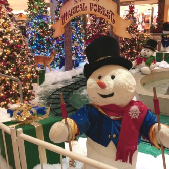 Snowmen:  A Christmas Theme