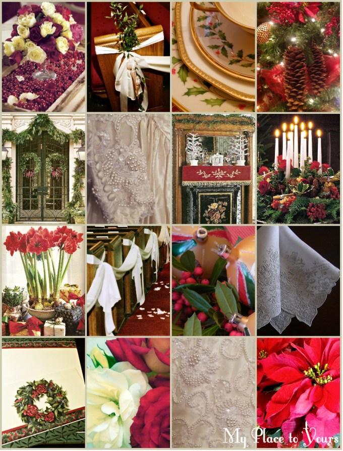 Traditional Xmas Wedding