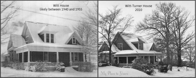 Witt Turner House Winter