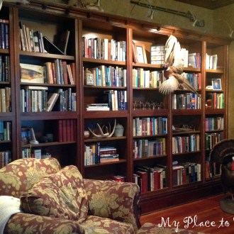 The Study: Old House Renovation Story