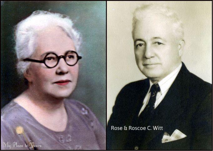 Rose Roscoe Witt