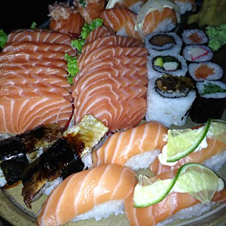 Do you like sushi? Thank Hugo!