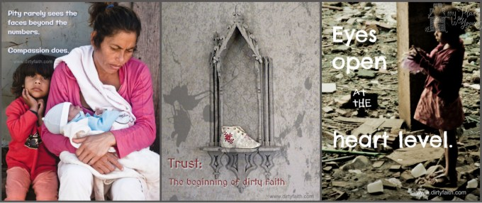 3.Pink Dirty Faith