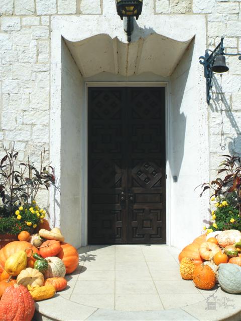 Arboretum-house-entry