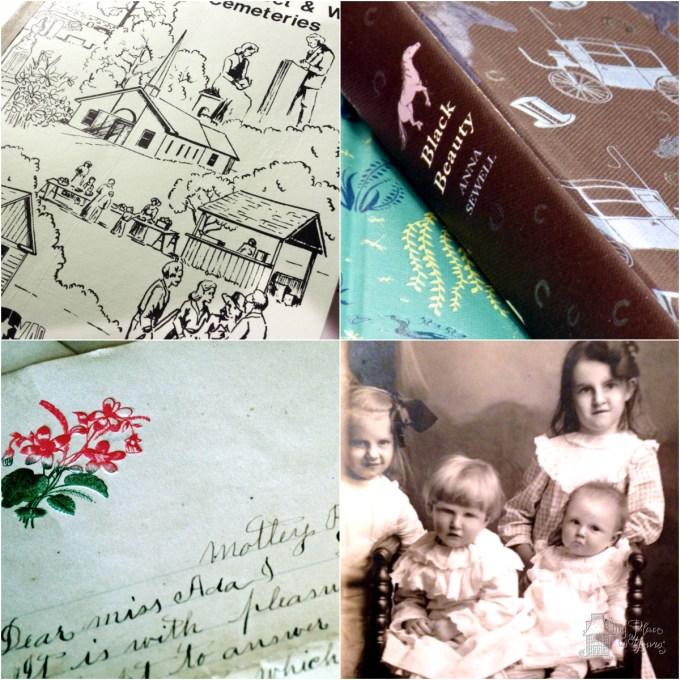 Ancestry heirlooms