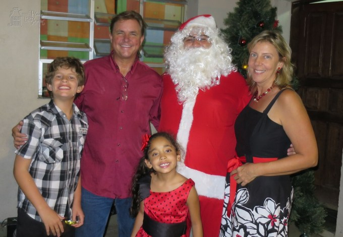 Smith Family Christmas at Hope Mountain