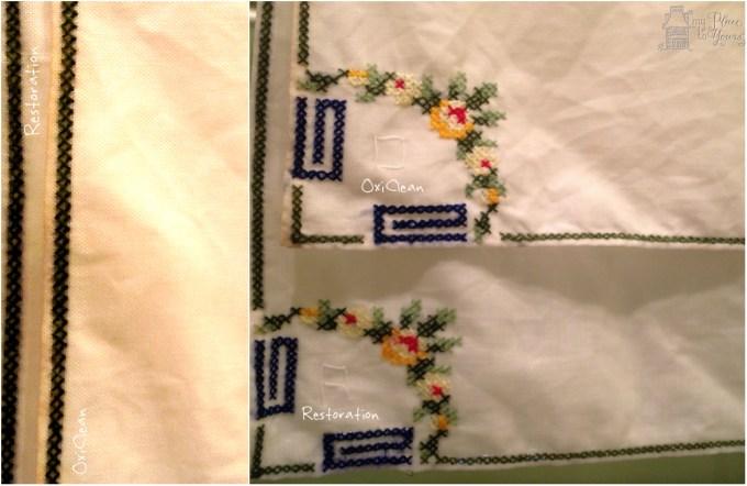 Linen test 2