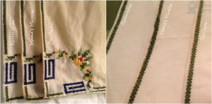 Linen test 5