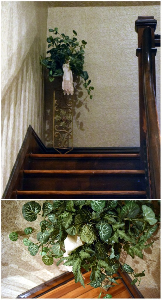 old house stairs
