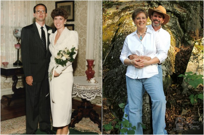 anniv couples before after