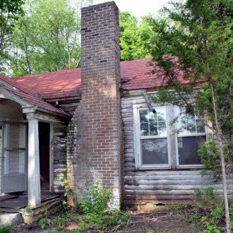 Field Trip Friday #8:  New Old House in the Country