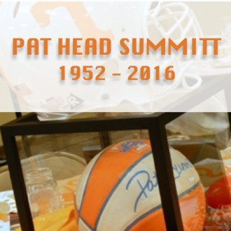 ONE WOMAN'S IMPACT:  Pat Summitt (1952-2016)