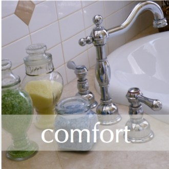 COMFORT:  Five Minute Friday