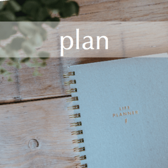 PLAN:  Free Write Day 9