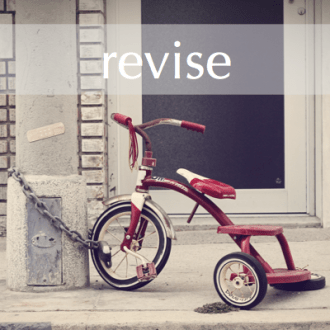 REVISE:  Free Write Day 24