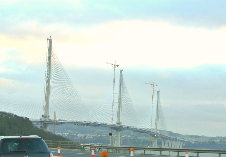 Queensferry Crossing.