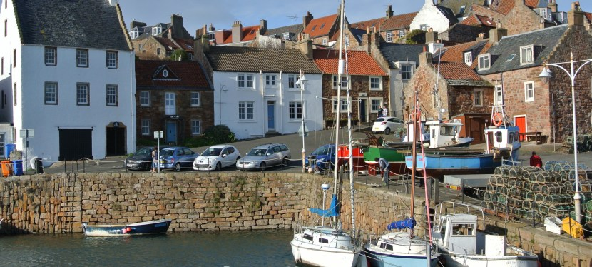 Crail Scotland-A Charming Fishing Village in Fife