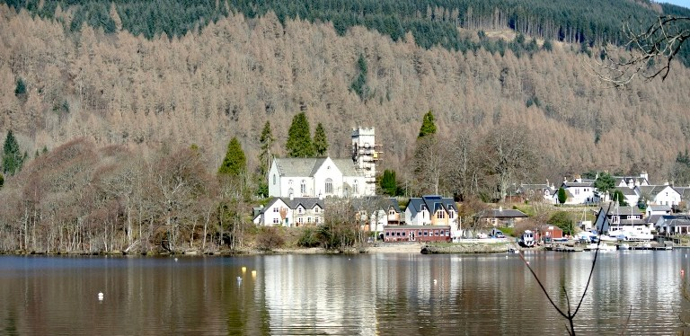 Loch Tay-Central Scottish Highlands