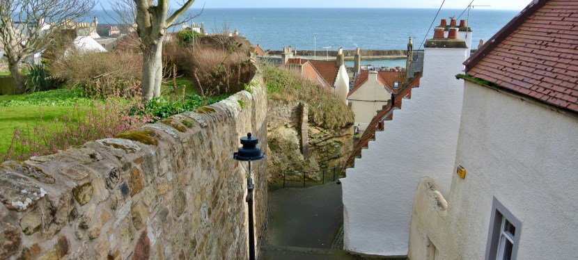 Pittenweem, Scotland-As Pretty as a Picture