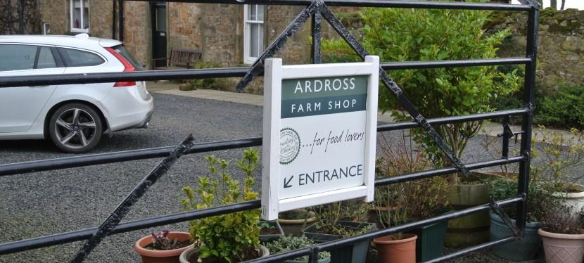 Ardross Farm Shop – Elie, Scotland