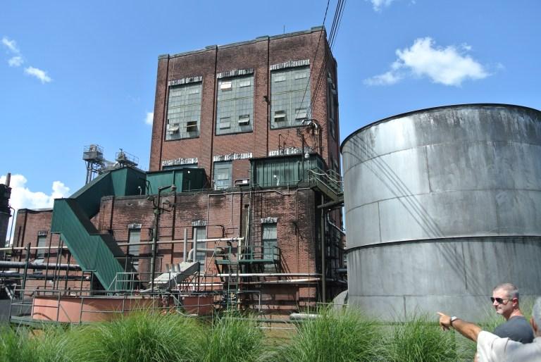Buffalo Trace Distillery.