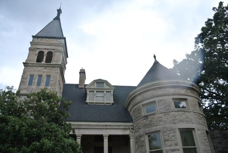 Historic building.