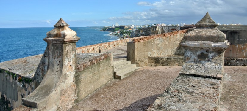 My Plaid Heart In the West Indies:  Castillo de San Felipe del Morro