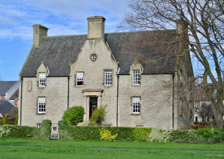 Pilrig House.