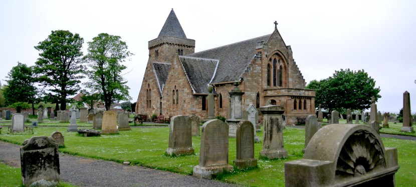 Aberlady Parish Church-East Lothian, Scotland