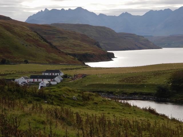 Waternish Peninsula on the Isle of Skye.