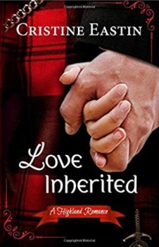 Cover of the book Love Inherited by Cristine Eastin.
