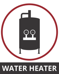 WATER HEATER SERVICE ICON