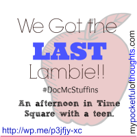 We got the LAST Lambie! #DocMcStuffins