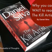 I Couldn't Put Down Daniel Silva's The Kill Artist