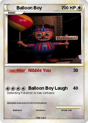 Balloon Boy Laugh : balloon, laugh, Pokemon, Balloon