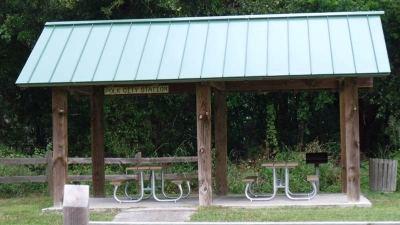 Van Fleet Trail Pinic Area