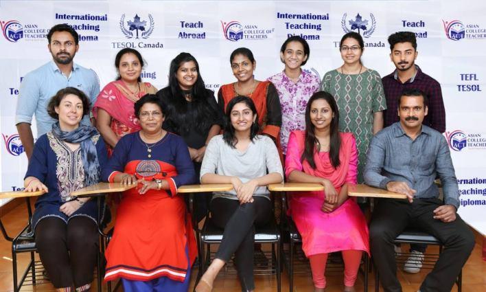 Asian College of Teachers Kochi - promo Décembre 2018