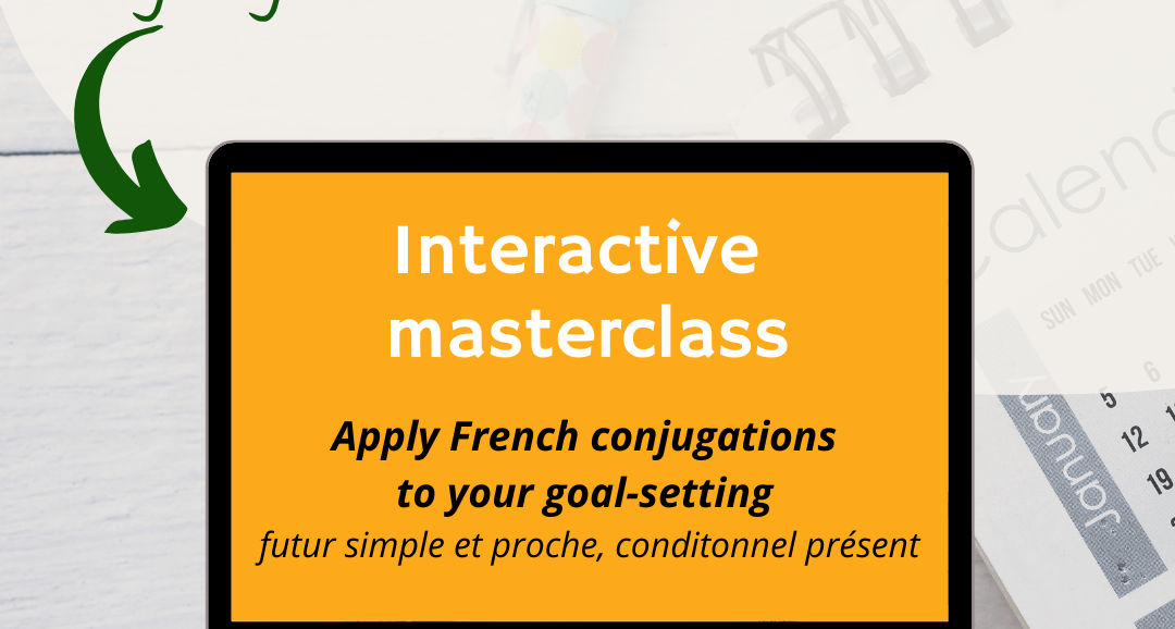 conjugation french future tense