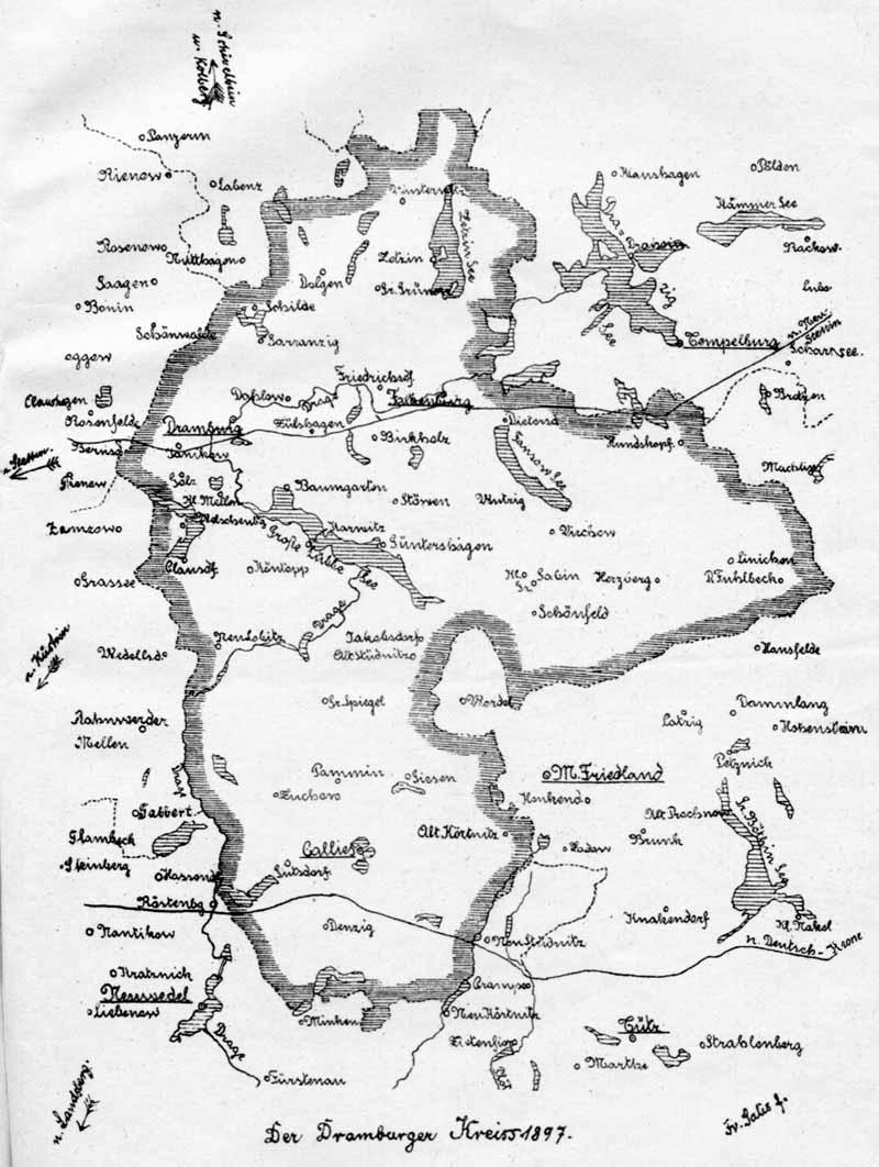 Kreis Dramburg