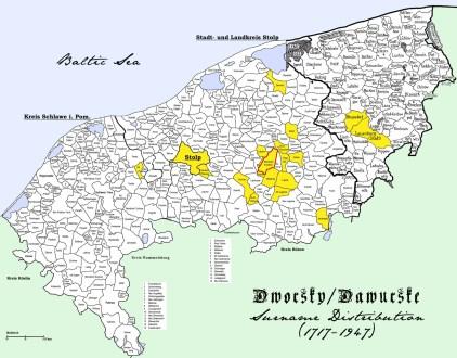 Czablewski Immigrants from Stargard near Danzig to New