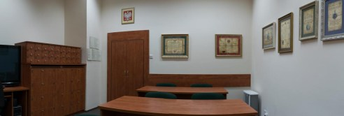 The reading room in the Koszalin Archives