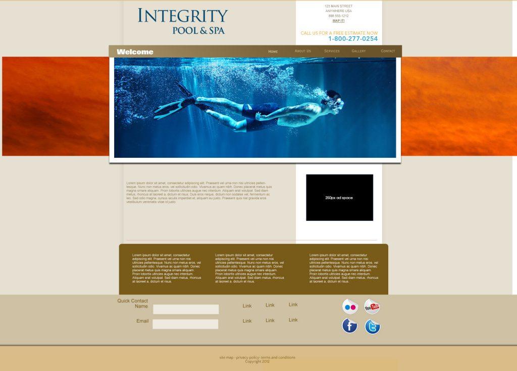 Sunset Flex Website
