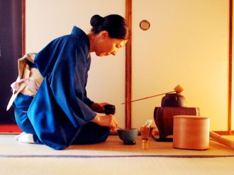 EN tea ceremony classes Kyoto Japan