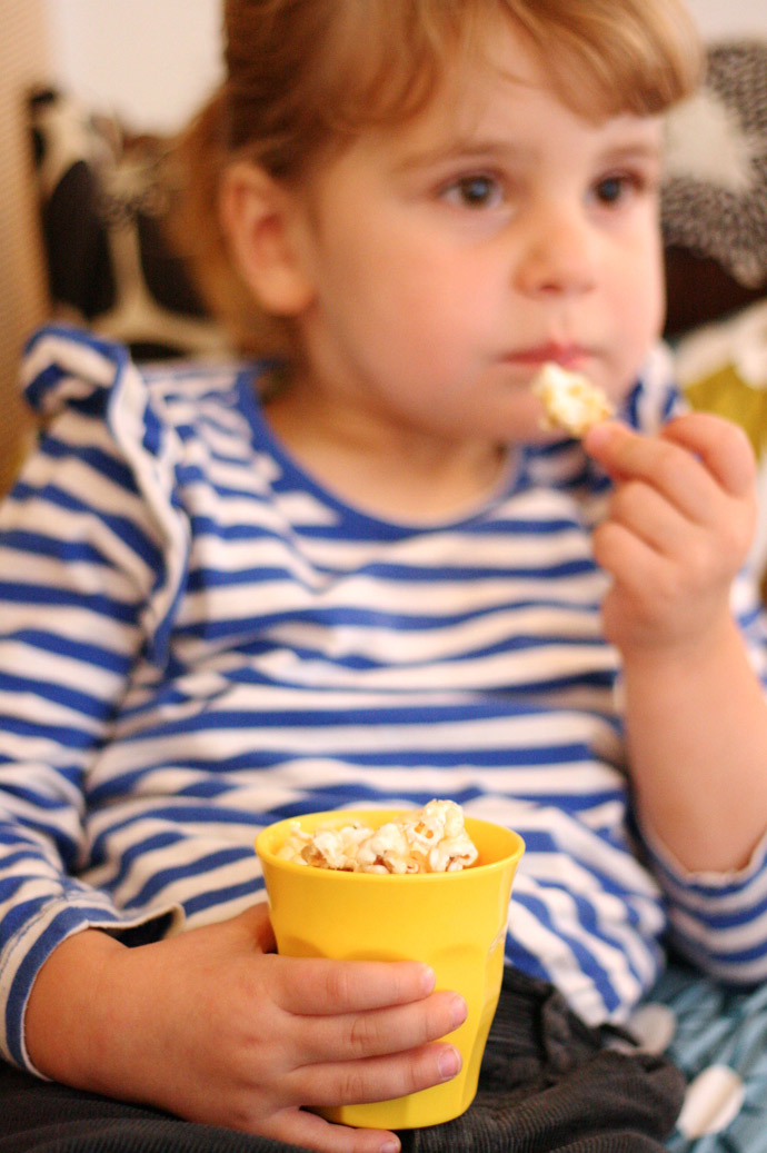 Recipe, salted caramel popcorn - Lolly gobble bliss bombs
