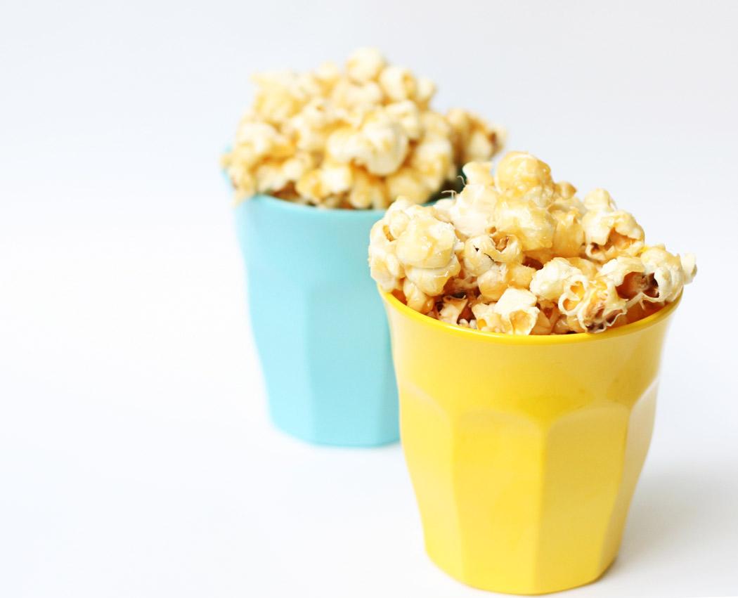 Nut-Free Lolly Gobble Bliss Bombs Popcorn Recipe