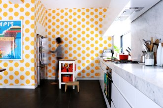 Home Tour My Poppet Kitchen