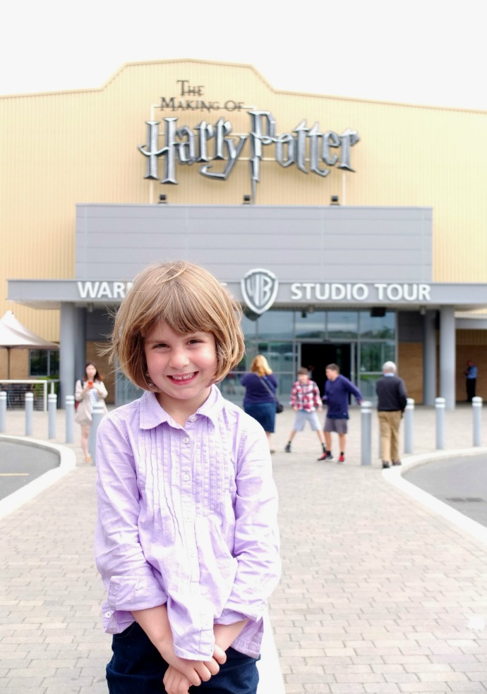Experiencing the Magic of Harry Potter at Warner Bros. Studio Tour London